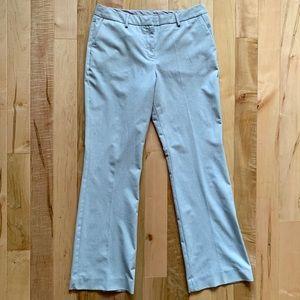 Isaac Mizrahi for Target Light Bootcut Pants 8